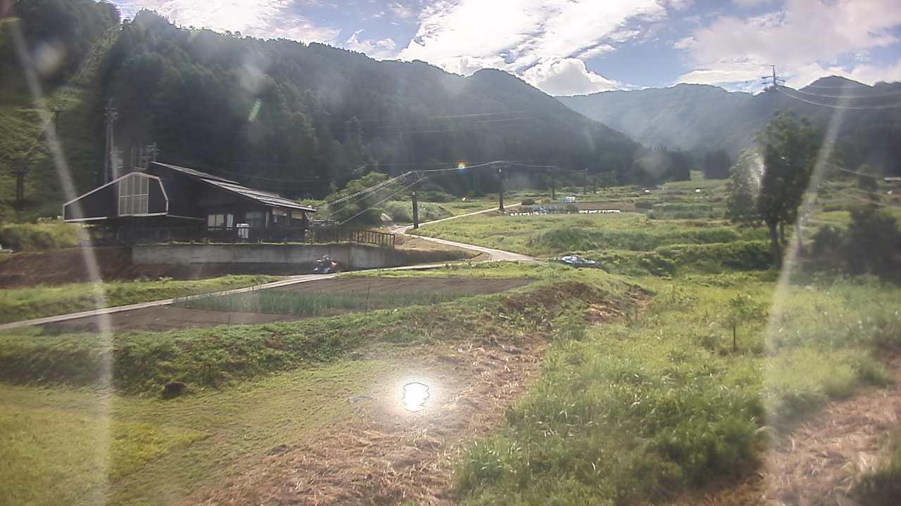 Karasawa ski area.